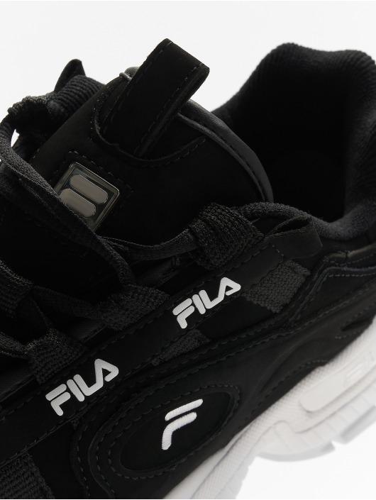 9049e329c030 FILA Baskets D Formation noir ...