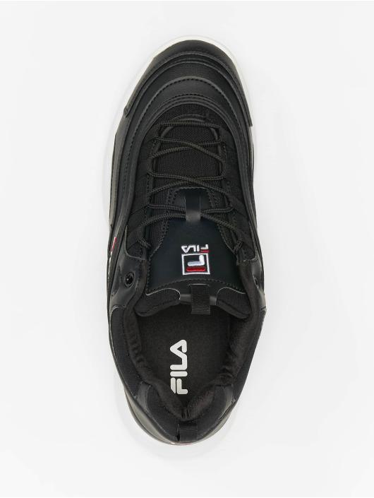 FILA Baskets Heritage Ray noir