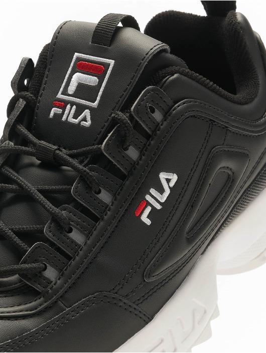 FILA Baskets Disruptor noir