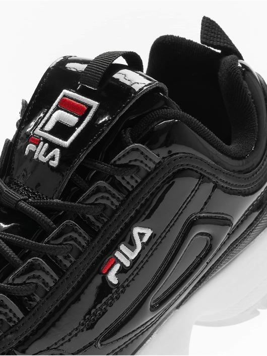 FILA Baskets Heritage Disruptor M noir