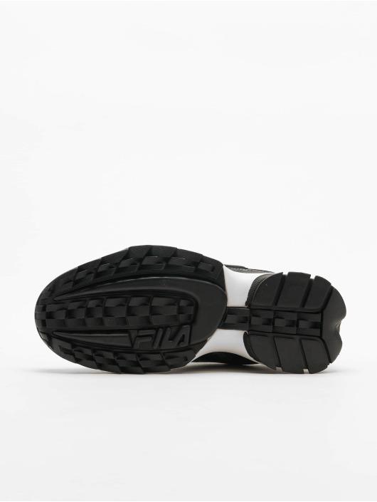 FILA Baskets Heritage Disruptor Logo noir