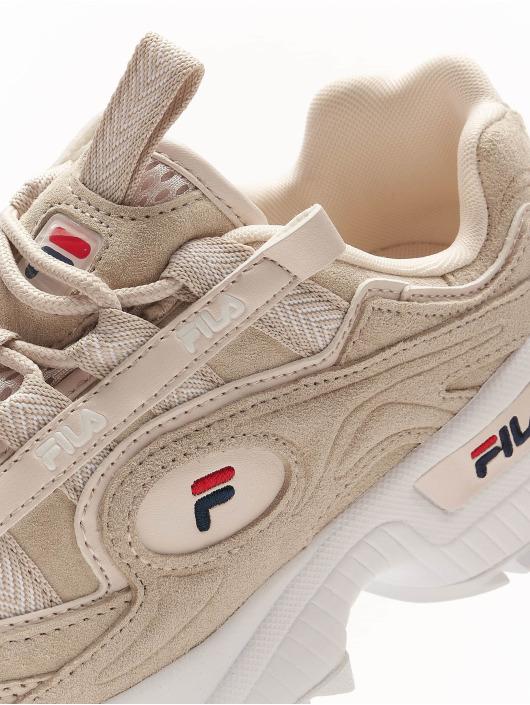 FILA Baskets Heritage D-Formation S rose