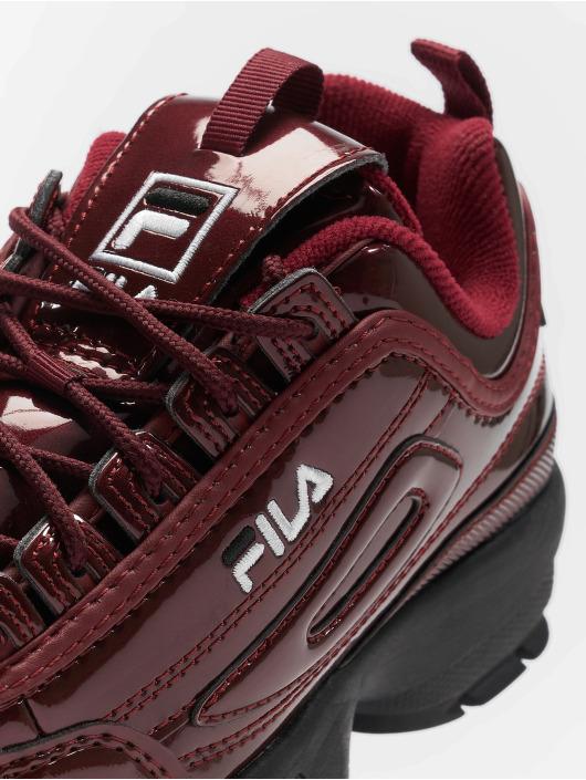FILA Baskets Disruptor Low rouge