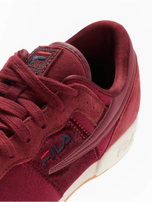 FILA Baskets Fitness V Wmn rouge
