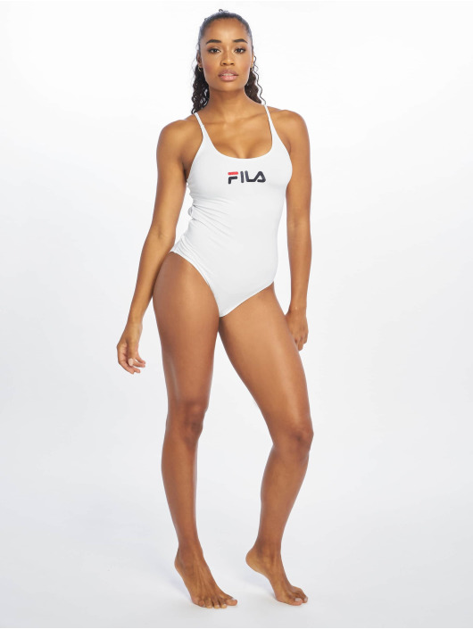 FILA Bathing Suit Urban Line Saidi white