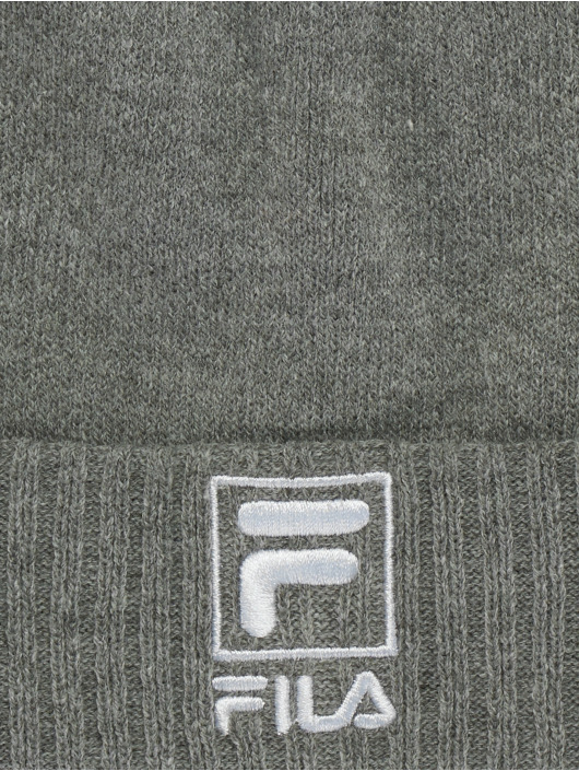 FILA Beanie Urban Line Slouchy F-Box grijs