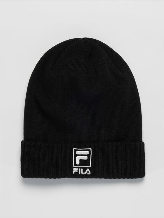 FILA Beanie Slouchy F-Box svart