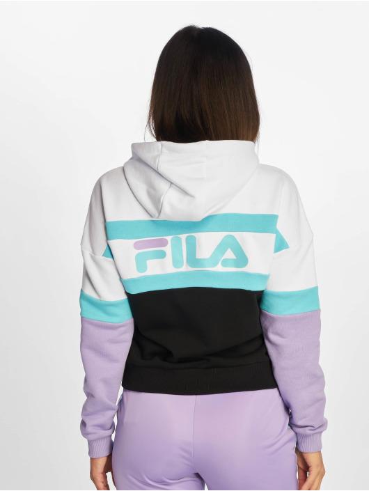 FILA Bluzy z kapturem Urban Line Ella bialy