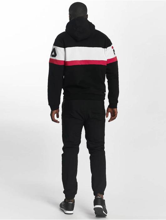 FILA Bluzy z kapturem Urban Line czarny
