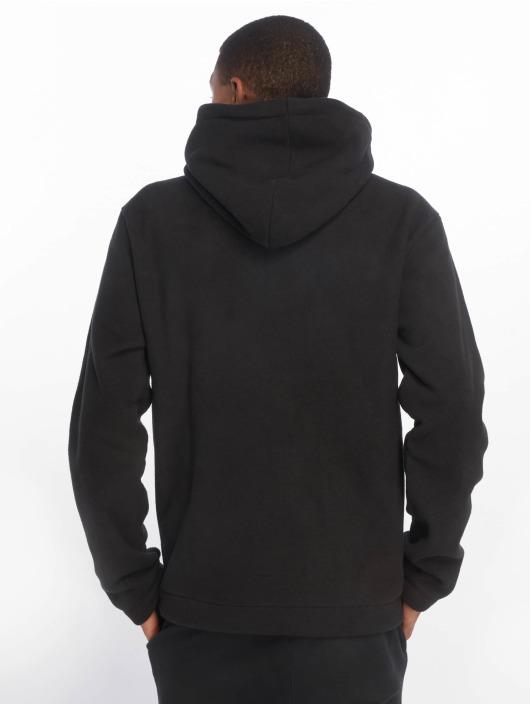 FILA Bluzy z kapturem Sofienne czarny
