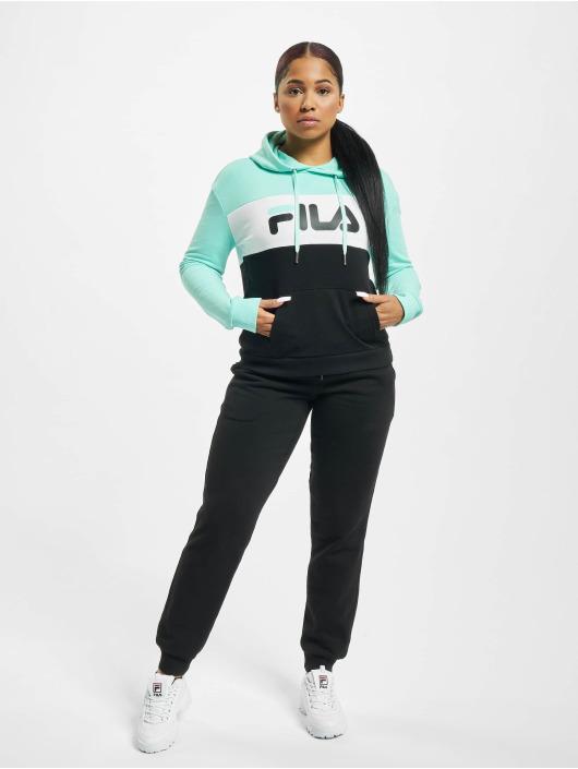 FILA Bluzy z kapturem Bianco Lori czarny