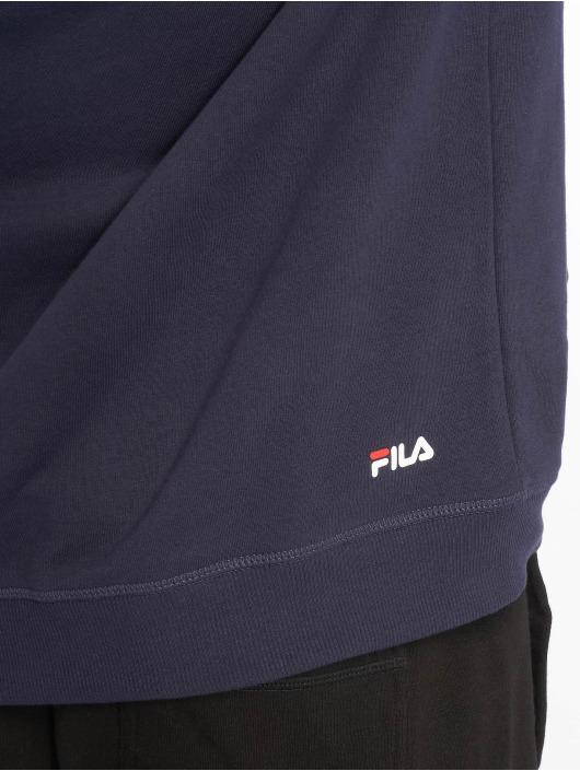 FILA Bluzy z kapturem Line Pure niebieski