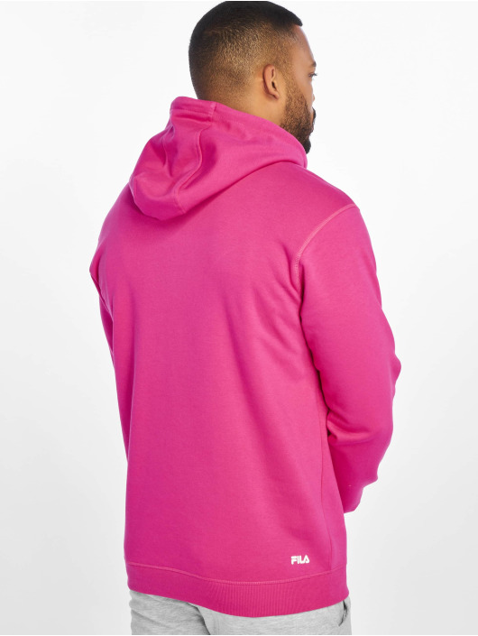 FILA Bluzy z kapturem Urban Line Pure pink