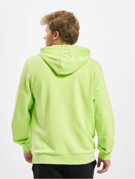 FILA Bluzy z kapturem Edison zielony
