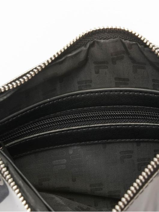 FILA Bolso Transparent negro