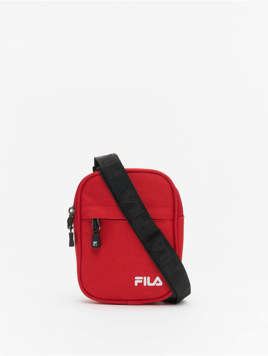 FILA Bolso Berlin Pusher rojo