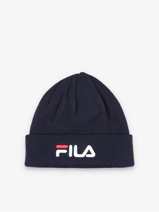 FILA Bonnet Urban Line Leniar Logo bleu