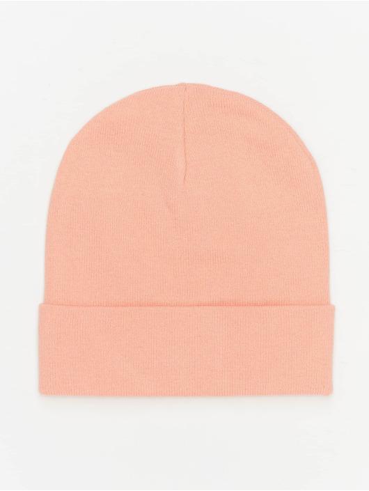 FILA Bonnet Bianco Slouchy orange