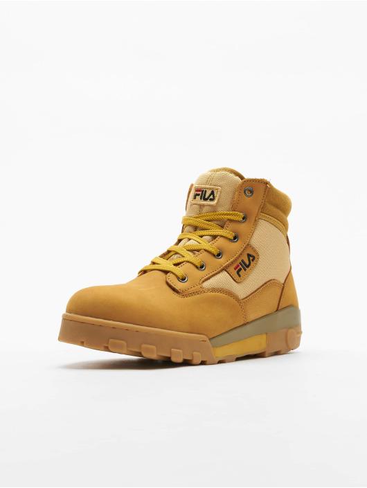 FILA Boots Heritage Grunge II Mid marrón