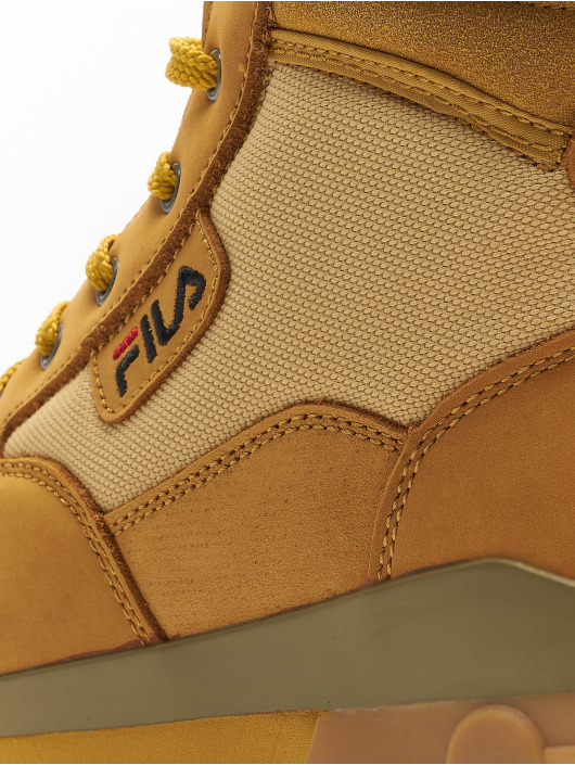 FILA Boots Heritage Grunge II Mid marrone
