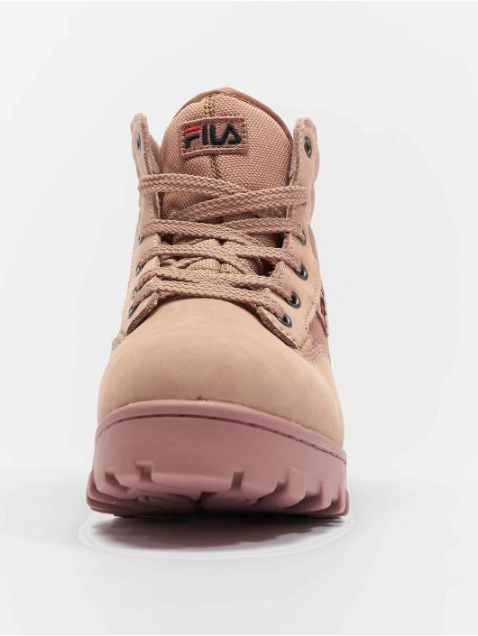 FILA Heritage Grunge Mid Boots Keepsake Lilac