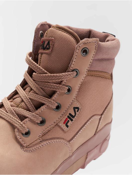 FILA Boots Heritage Grunge Mid rosa