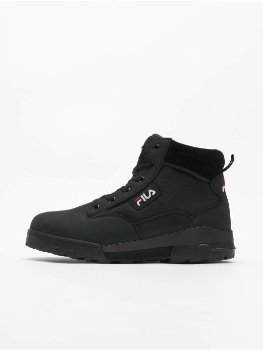 FILA Boots Heritage Grunge II Mid schwarz