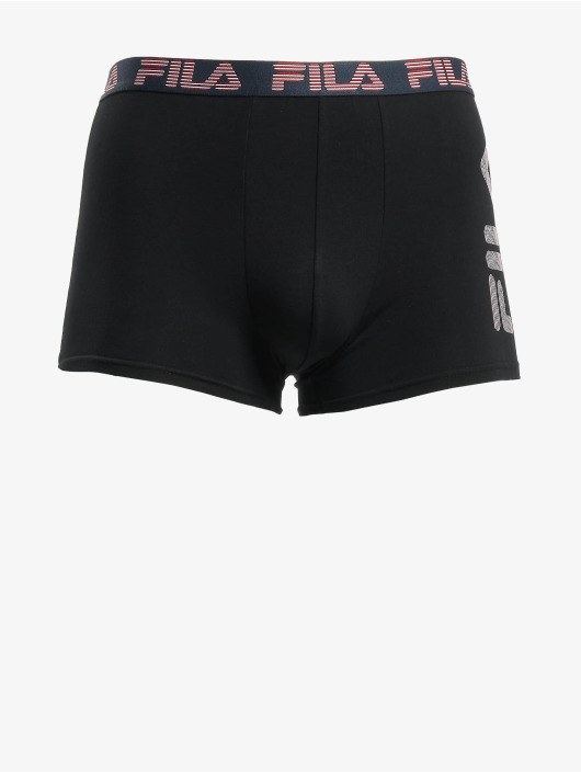 FILA Boxershorts 1-Pack schwarz