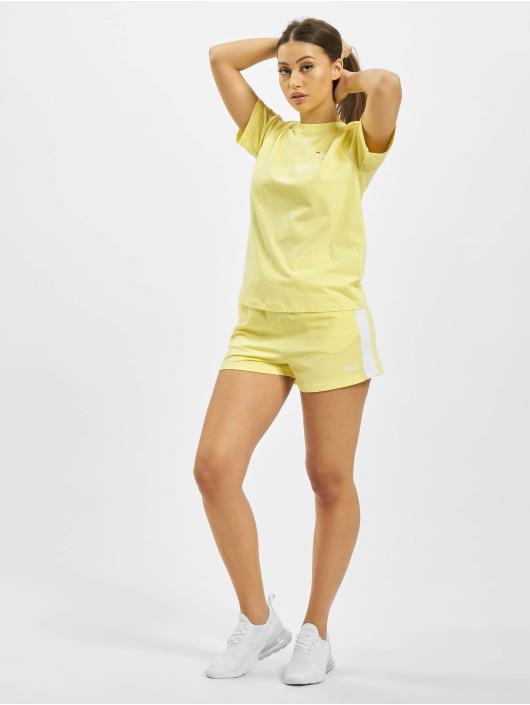 FILA Camiseta Eara amarillo