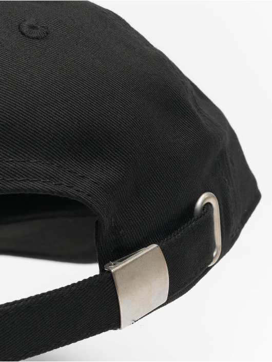 FILA Casquette Snapback & Strapback Urban Line Basic Linear Dad noir