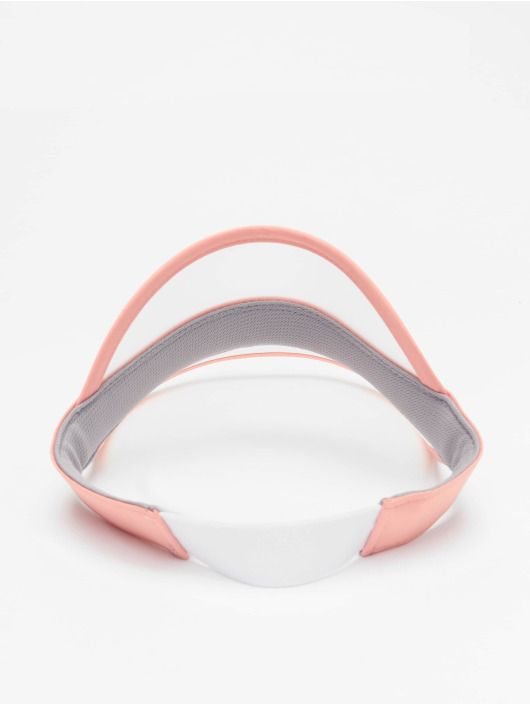 FILA Casquette Snapback & Strapback Plastic Visor rose