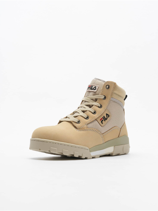 FILA Chaussures montantes Heritage Grunge II beige