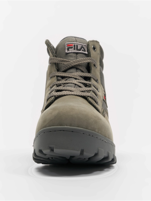 Montantes Homme Chaussures Grunge Gris Heritage Fila 509564 Mid xwUTqYTI