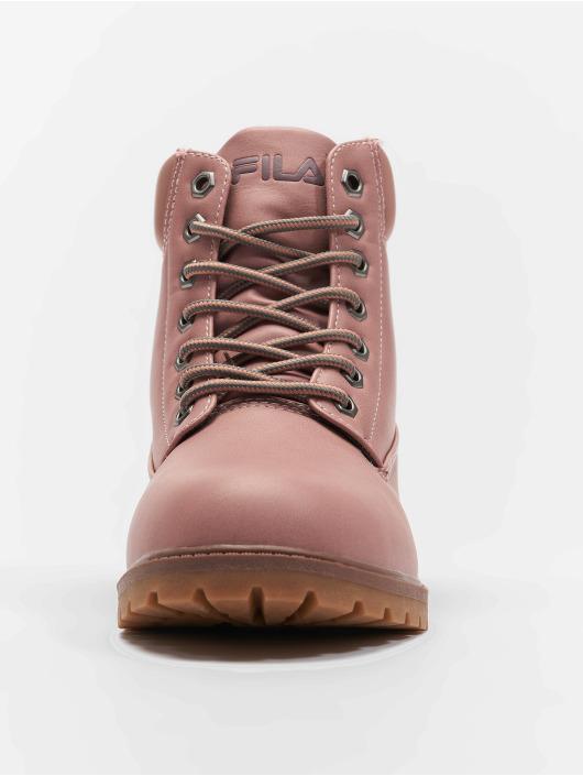Ash Fila Mid Boots Maverick Base Rose qpUSzVMG