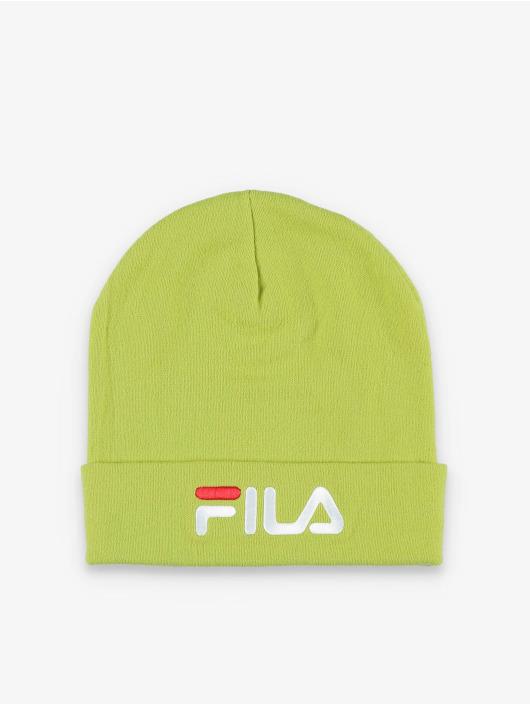 FILA Czapki Urban Line Slouchy Leniar Logo zielony