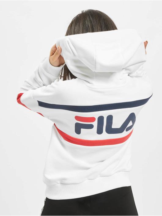 FILA Felpa con cappuccio Urban Line Ella bianco