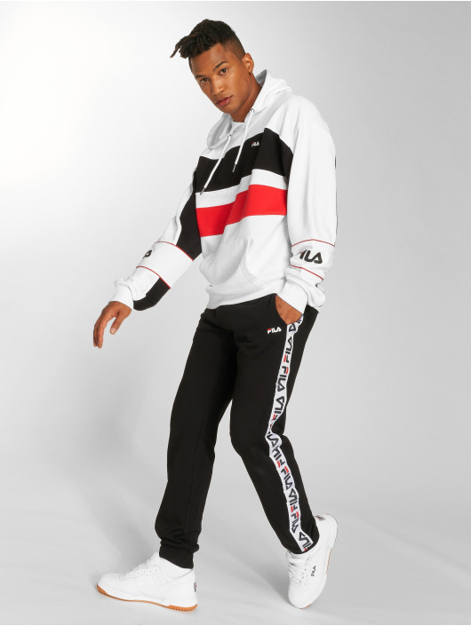 FILA Jogginghose Urban Line Tadeo Tape schwarz