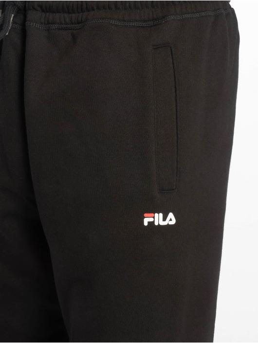 FILA Jogginghose Pure schwarz
