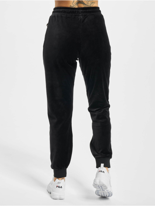 FILA Jogginghose Bianco Belluna schwarz