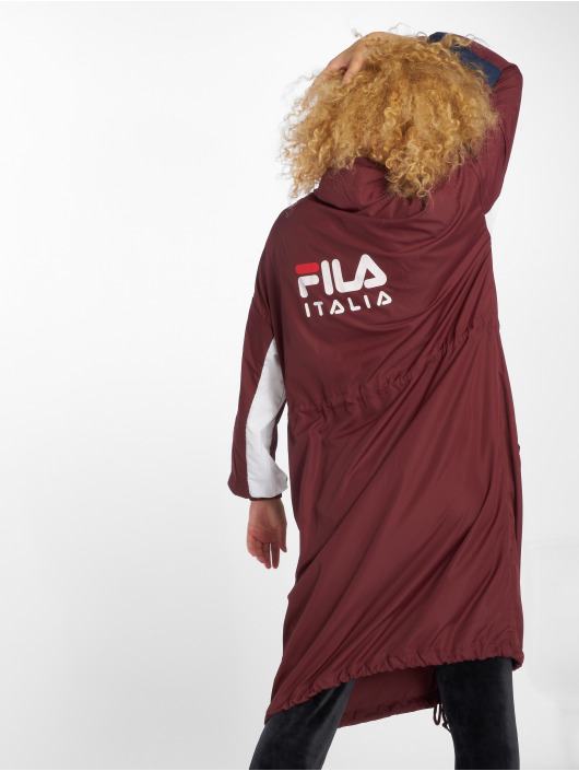 FILA Kåper Urban Line Ellie Long red