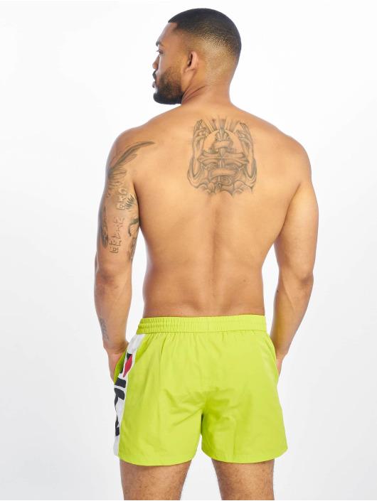 FILA Kúpacie šortky Safi zelená