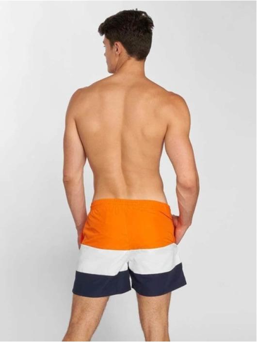 FILA Kąpielówki Brock Swim pomaranczowy