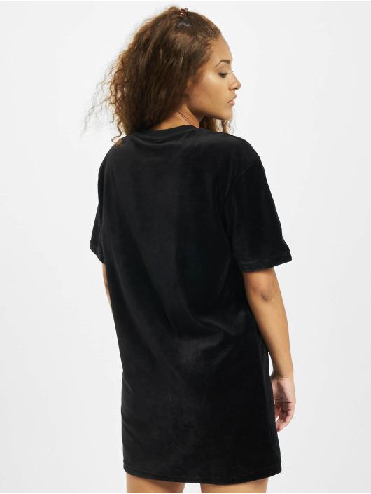 FILA Kleid Bianco Satinka Velvet schwarz
