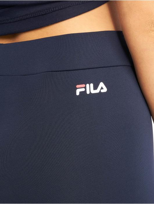 FILA Leggings Urban Line Q141 Flex 2.0 blu