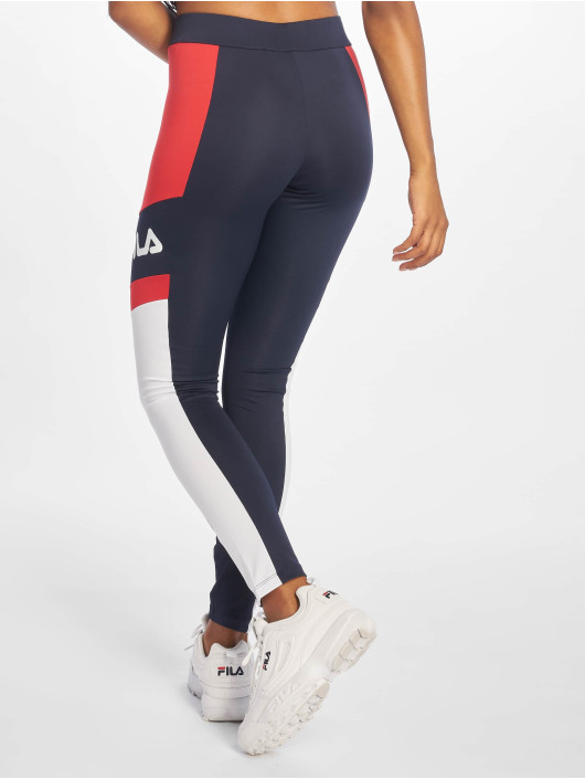 FILA Leggings/Treggings Urban Line Martha blå