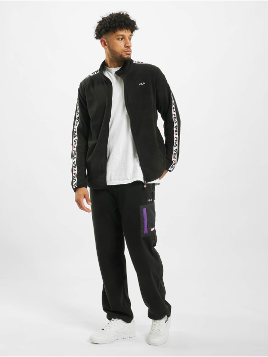 FILA Lightweight Jacket Urban Line Luciano black