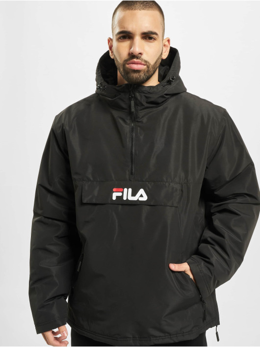 FILA Lightweight Jacket Line Michirou black