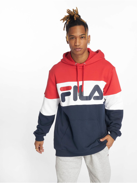 FILA Mikiny Urban Line Night Blocked modrá
