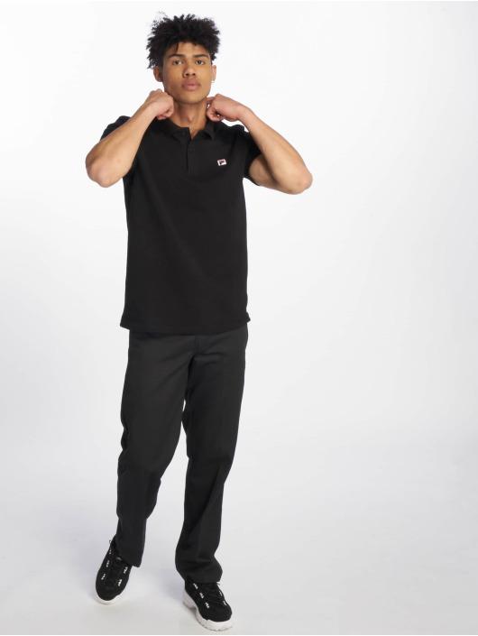 FILA Poloskjorter Urban Line Edgar svart