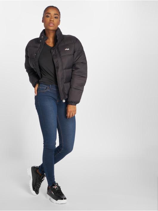 FILA Puffer Jacket Urban schwarz